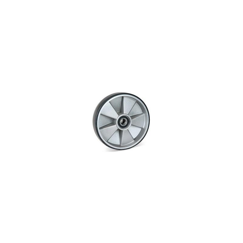 Roda Direcional Poliuretano