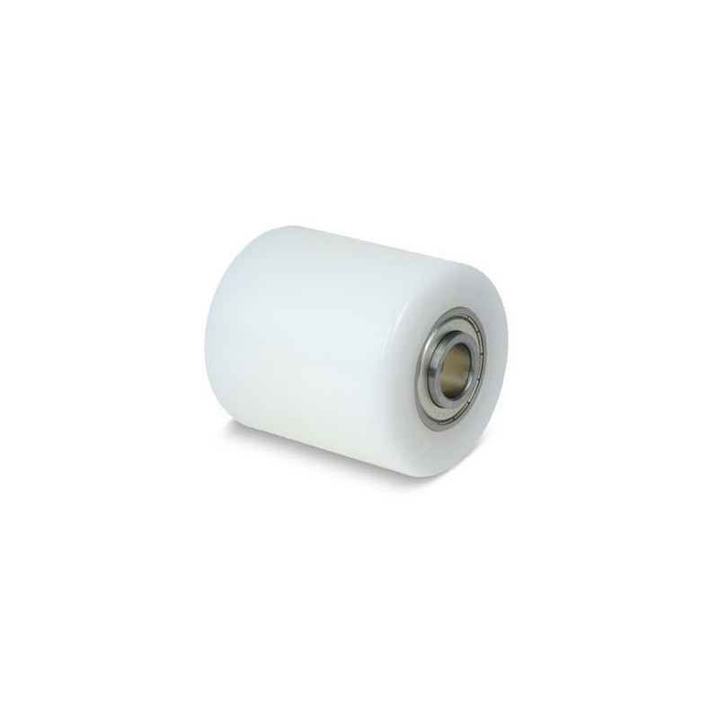 Roda de Carga Simples em Nylon