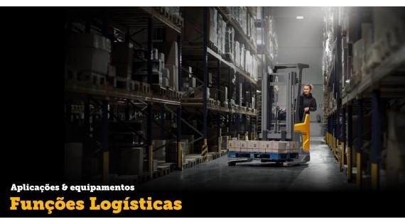 Funções Logísticas - Como escolher os equipamentos mais adequados para cada armazém