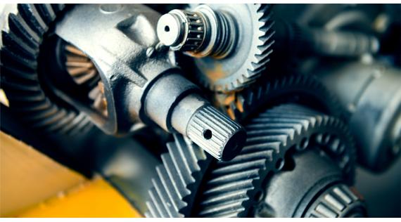 Tipos de motores de uma empilhadeira